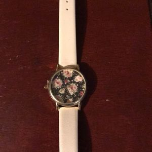 Other - Cute floral watch. NWOT